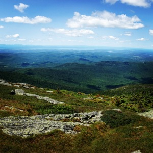 Views from Camel's Hump
