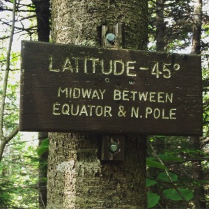 45th latitude! who knew?