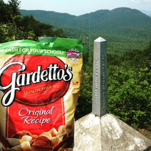 Thanks for the Gardetto's, Jared!