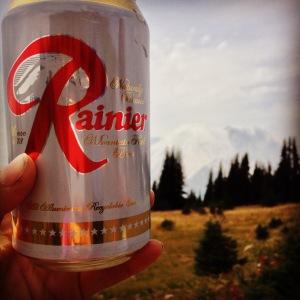 Rainier for Rainier!